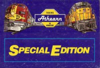 Athearn Sales List Special Edition