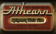 Visit the Athearn Website