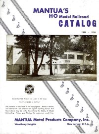 Mantua Catalog 1955