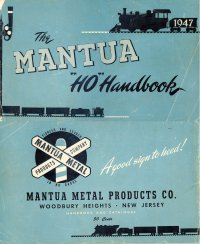 Mantua Catalog 1947