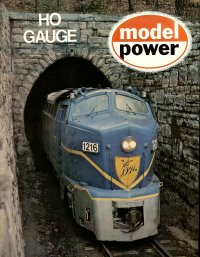 Model Power Catalog 1981